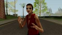 PS2 LCS Cheryl для GTA San Andreas