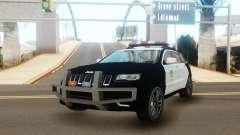 Jeep Grand Cherokee Police Edition для GTA San Andreas