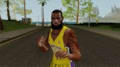Lebron James для GTA San Andreas