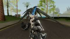 Mato Kuroi - Black Rock Shooter V1 для GTA San Andreas