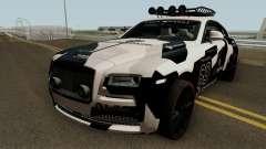 Jon Olsson Rolls Royce Wraith для GTA San Andreas