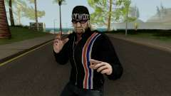 Hulk Hogan (Renegade) from WWE Immortals для GTA San Andreas