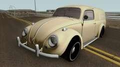 Volkswagen Beetle Van для GTA San Andreas
