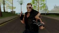 Brock Lesnar (Cyborg) from WWE Immortals для GTA San Andreas