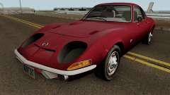 Opel GT 1900 1968 (US-Spec)
