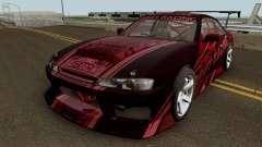 Nissan Silvia S14 Drift X 1998