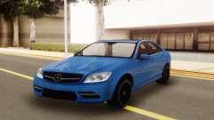 Mercedes-Benz C200 w204 AMG-Line для GTA San Andreas
