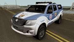 Toyota Hilux 2015 PETO CIPM POJUCA
