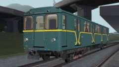 Вагон типа Е Киев 2000 для GTA San Andreas