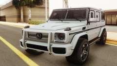 Mercedes-Benz G500 Rida для GTA San Andreas