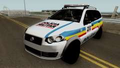 Fiat Palio Weekend Trekking 2012 PMMG для GTA San Andreas