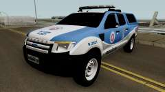Ford Ranger 2014 CIPM Tabocas Do Brejo Velho для GTA San Andreas