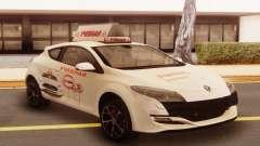 Renault Megane RS White для GTA San Andreas