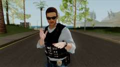 New Police Skin для GTA San Andreas