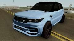 Range Rover Sport StarTech 2016 для GTA San Andreas
