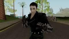 Johnny Blaze Skin для GTA San Andreas