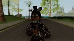 Nightmare Freddy (FNaF) для GTA San Andreas
