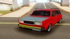 Vaz 2104 Vishnya для GTA San Andreas