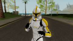 Clone Trooper Yellow (Star Wars The Clone Wars)