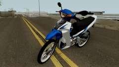 Yamaha 125z STD Version