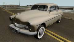 Mercury Eight Coupe (9CM-72) 1949 для GTA San Andreas
