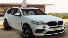 BMW X5M Offroad White для GTA San Andreas
