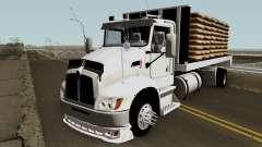 Kenworth T370 Rabon для GTA San Andreas