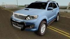 Toyota Hilux SW4 SRV 4X4 3.0 Turbo 2014 для GTA San Andreas