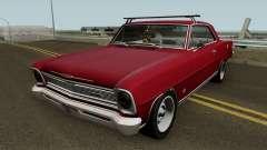 Chevrolet Nova II SS 1966