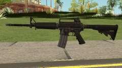 Fallout NV Bushmaster M4A1