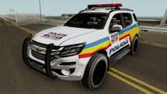 Chevrolet Trailblazer PMMG для GTA San Andreas