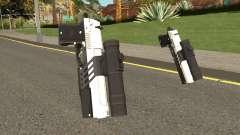 Pistol From SZGH для GTA San Andreas
