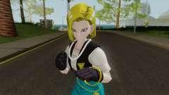 Lazuli Cell Saga DBXV2 для GTA San Andreas