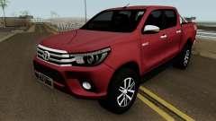Toyota Hilux SRX 4X4 2017 для GTA San Andreas