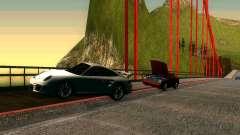 Дорожная ситуация для GTA San Andreas