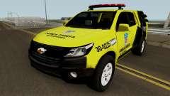 Chevrolet S-10 Forca Tarefa для GTA San Andreas
