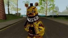 Nightmare Fredbear (FNaF) для GTA San Andreas
