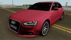 Audi A4 Avant HQ для GTA San Andreas