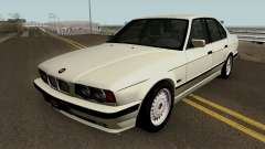 BMW 525i E34 Drift Car 1995 для GTA San Andreas