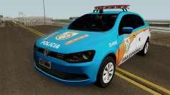 Volkswagen Voyage G6 PMERJ BPVE для GTA San Andreas