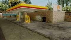 Shell Gas Stations v1.6 для GTA San Andreas