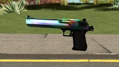 Rainbow Desert Eagle