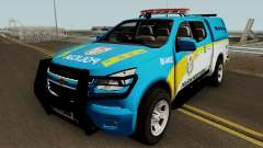 Chevrolet S10 PMERJ BPRv для GTA San Andreas