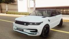 Range Rover Sport StarTech для GTA San Andreas