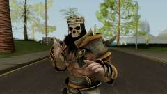 Triple H (Skull King) from WWE Immortals для GTA San Andreas