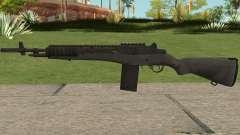 COD-MWR M14 Stock для GTA San Andreas