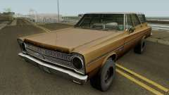 Plymouth Belvedere Station Wagon 1965