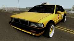 Taxi Remasterizado для GTA San Andreas