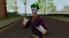 The Joker (Heroic) Skin From Dc Legends для GTA San Andreas