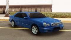 Mercedes-Benz E55 Sedan для GTA San Andreas